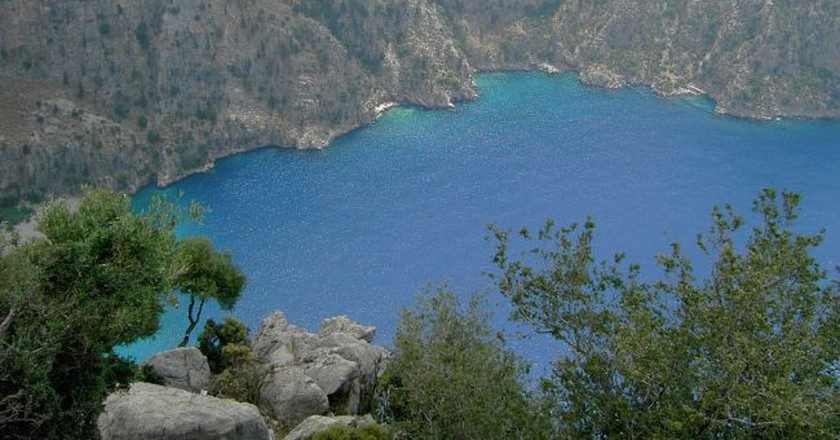 Butterfly Valley   © Htkava / WikiCommons