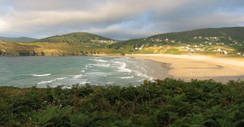 Praia de Pantín, Galicia | © Amador Loureiro/WikiCommons