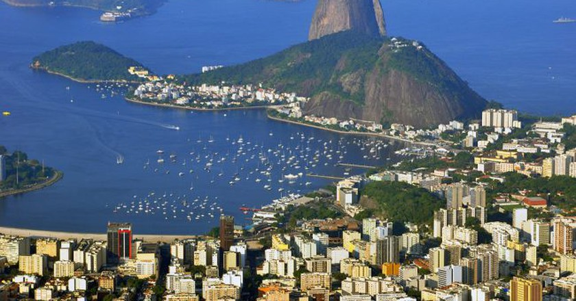 View of Rio | © chensiyuan/WikiCommons