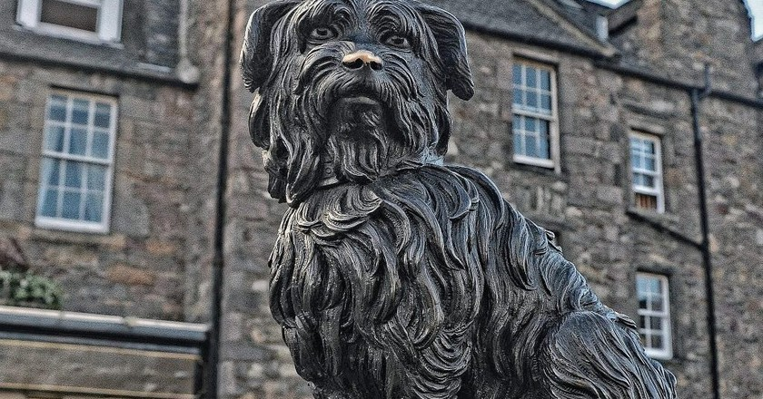 Greyfriars Bobby | © Dun.can/Flickr