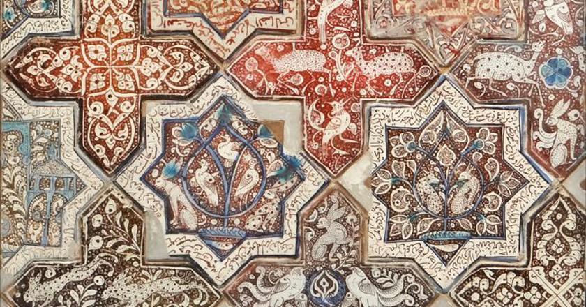 Ceramic art from the Museum of Islamic Art in Berlin | © Jean-Pierre Dalbéra/ Flickr