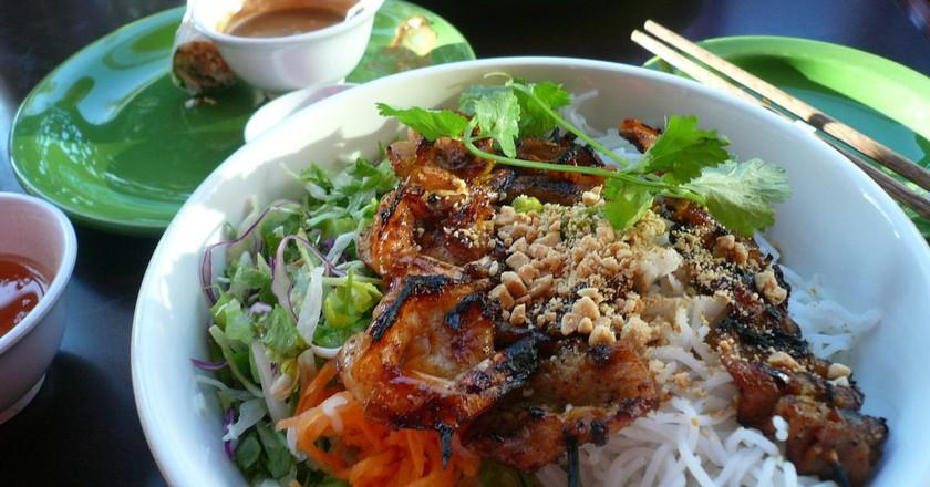 Vietnamese food | © Rex Roof/Flickr