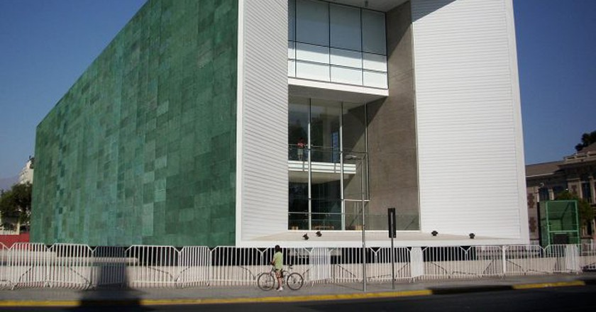 Museo de la Memoria y los Derechos Humanos © Jorge Barrios / wikipedia commons