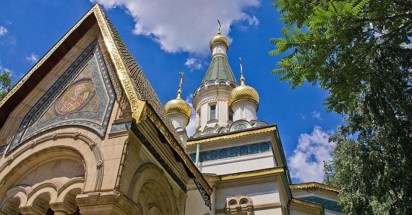 The Russian Church in Sofia | © Antoine Taveneaux/WIkiCommons