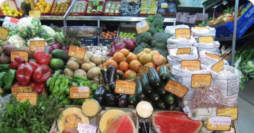 Mercado Central, Salamanca | © Boca Dorada/Flickr
