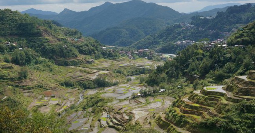 Banaue Rice Terraces   © Andrew and Annemarie/Flickr