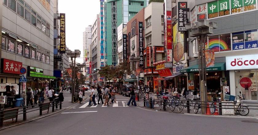 Ikebukuro in Toshima Ward | © James Nash/WikiCommons