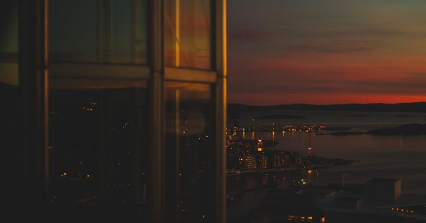 Oslo sunset © Claudia Regina / Flickr