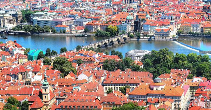 Prague is full of magical views | ©Thomas Depenbusch / Flickr