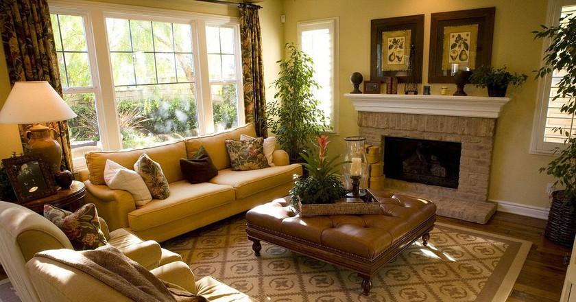 Living Room   ©  TFn Sofres/ Flickr
