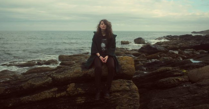 Portadown Mmusician Naomi Hamilton, of Jealous of the Birds | Courtesy of Naomi Hamilton