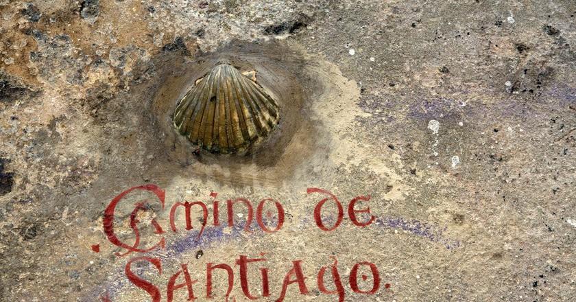 The Camino Awaits - Magazine cover