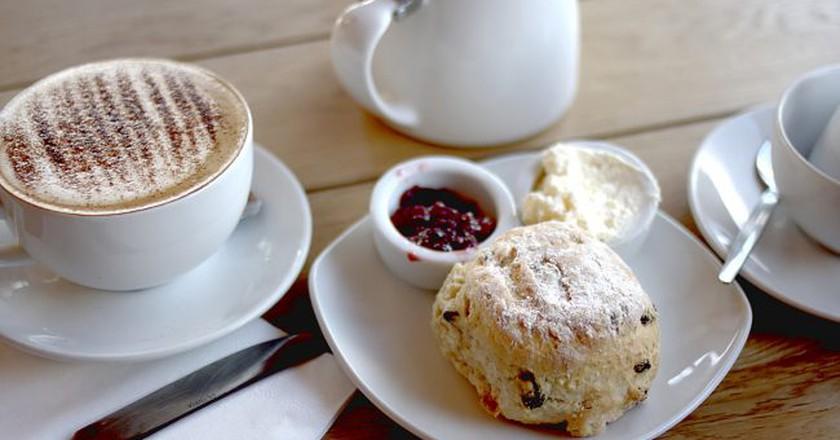 Cafe In Scotland   © Christian Kadluba/Flickr