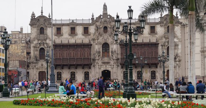 Plaza de Armas   © Art DiNo / Flickr