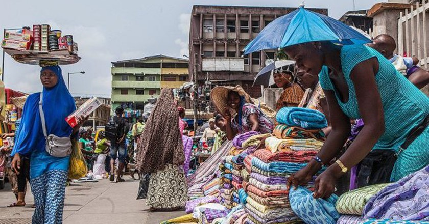 The Best Markets in Lagos