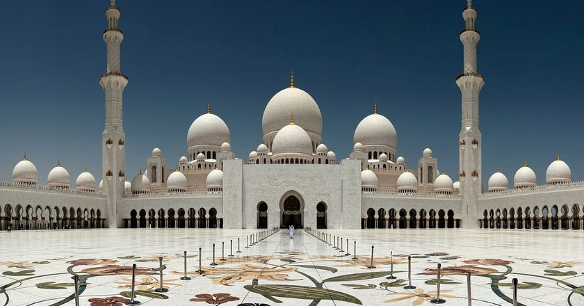 Sheikh Zayed Grand Mosque   © mohamad atif mohamad nadzir/Flickr