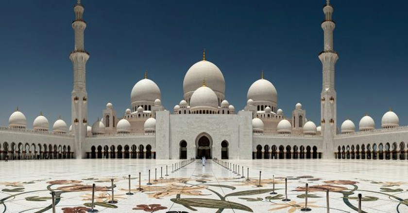 Sheikh Zayed Grand Mosque | © mohamad atif mohamad nadzir/Flickr