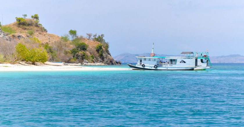 Pulau Bidaadari | ©  Jorge Láscar/Flickr