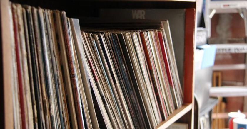 Vinyl | © Andrew Patra/Flickr