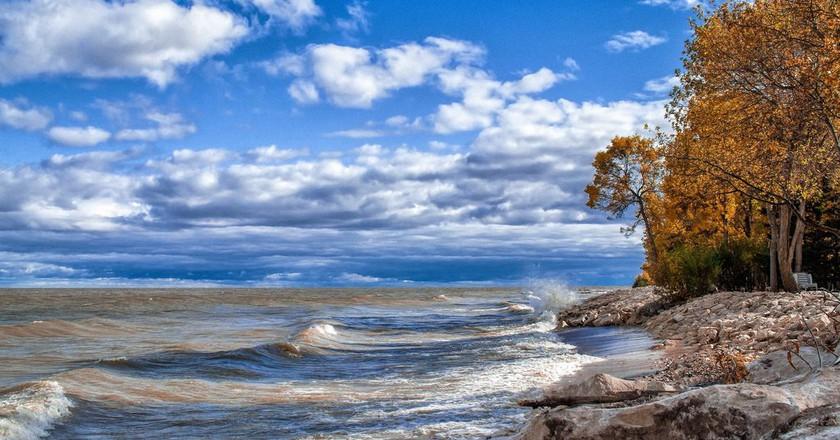 Lake Winnipeg views   © Gerry Petrin / Flickr