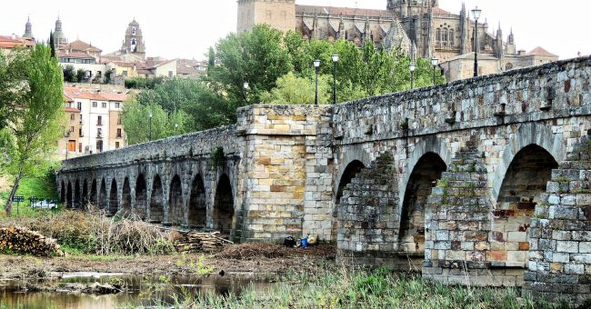 Salamanca's historic centre | © Jose Luis Cernadas Iglesias/Flickr