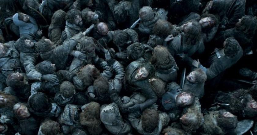 Kit Harington as Jon Snow   © HBO