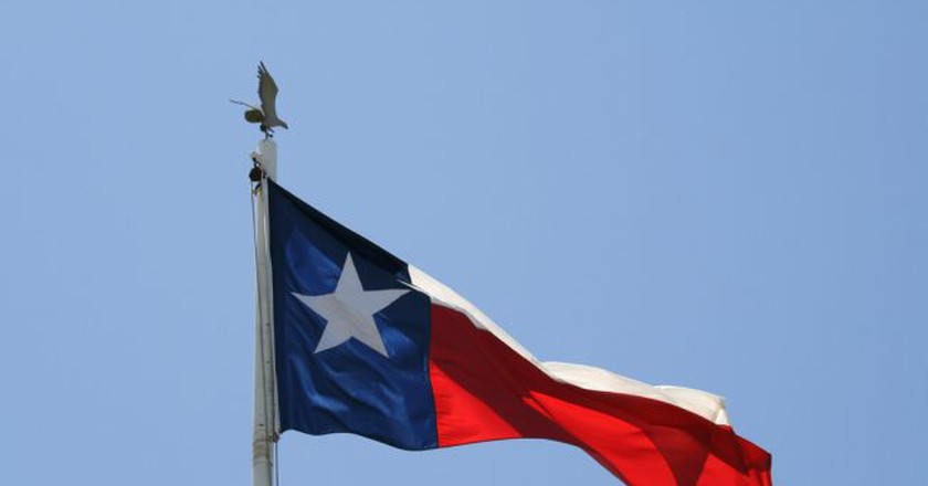 Texas Flag | © Beth Cortez-Neavel / Flickr