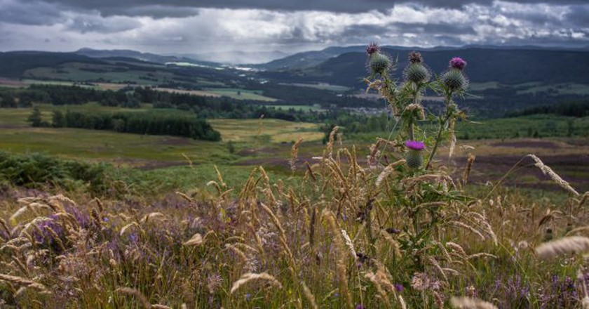 Looking Towards Pitlochry | © Neil Williamson/Flickr
