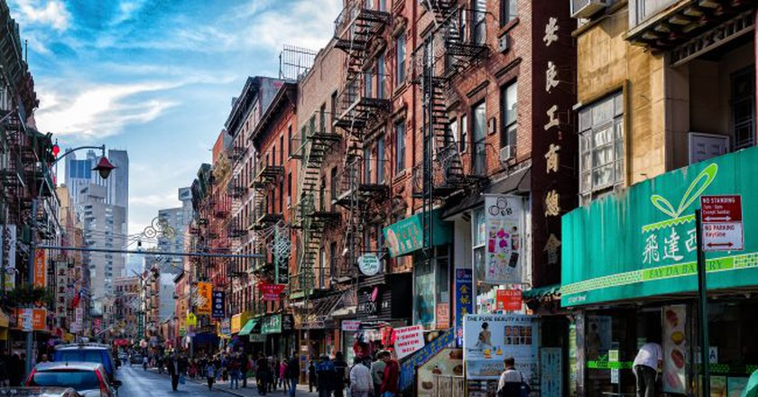 Chinatown, New York   © Mobilus in Mobili / Flickr