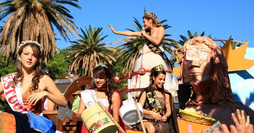 Queen of the Festival, Mendoza, Argentina | © Tanenhaus/Flickr