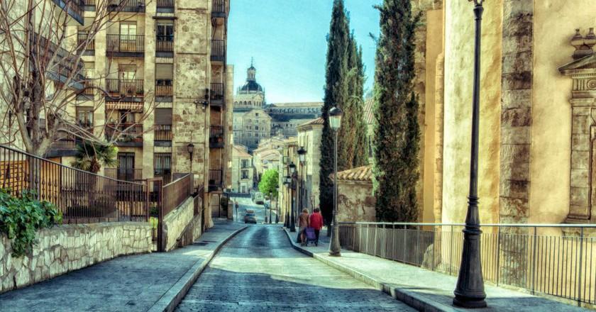 Salamanca   © Gabriel Fdez./Flickr