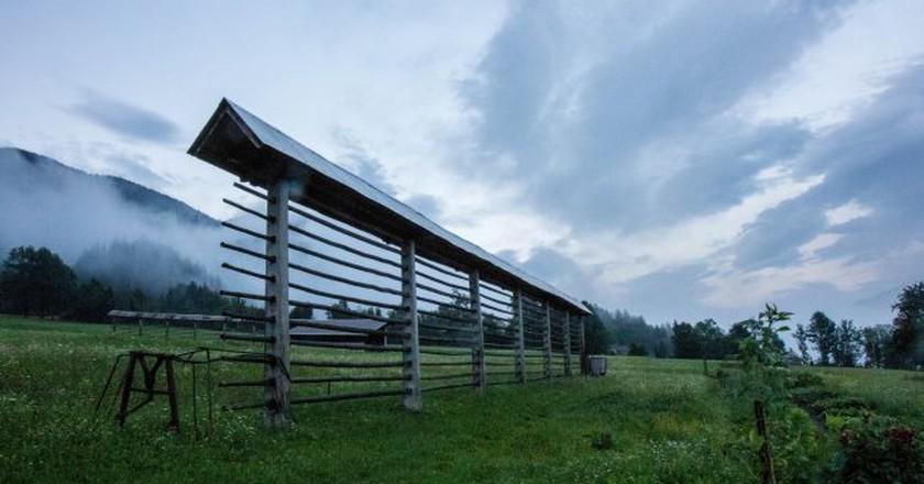 Slovenia's Countryside│© deargdoom57/Flickr