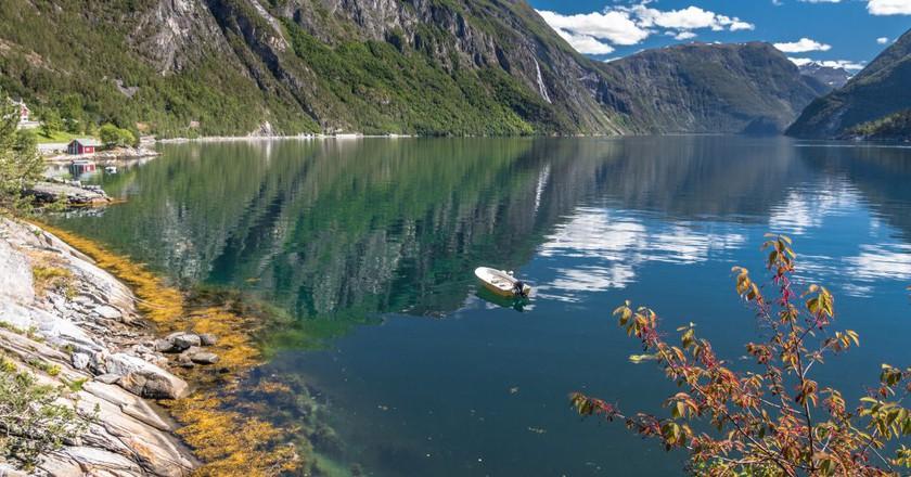 Møre og Romsdal in summer © Markus Trienke / Flickr