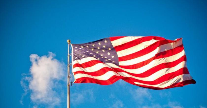 American Flag   © HarshLight/Flickr