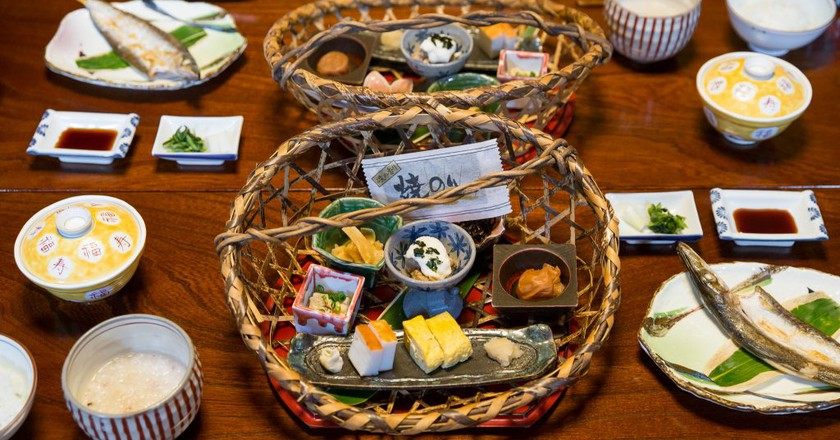 Traditional Japanese cuisine | © City Foodsters / Flickr