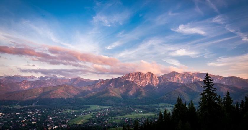 The beautiful High Tatras during summer    ©MarcinJedrzekczak/Flickr