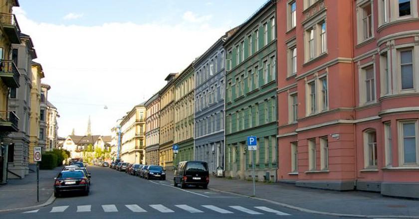 A street in Frogner © Torkild Retvedt / Flickr