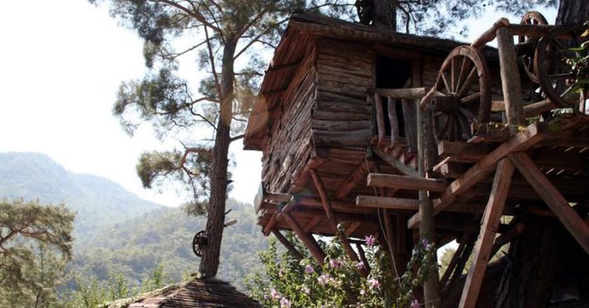 Kadir Treehouse  © Jon Rawlinson / Flickr