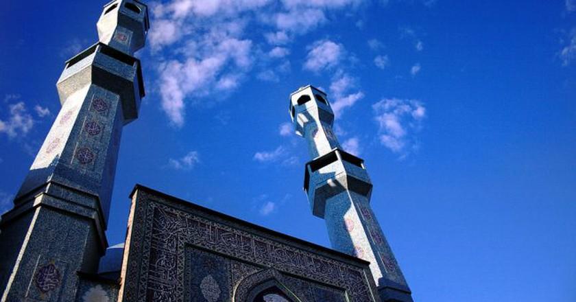 The Jam-e-Mosque at Grønland, Oslo | © Oskar Seljeskog / Flickr