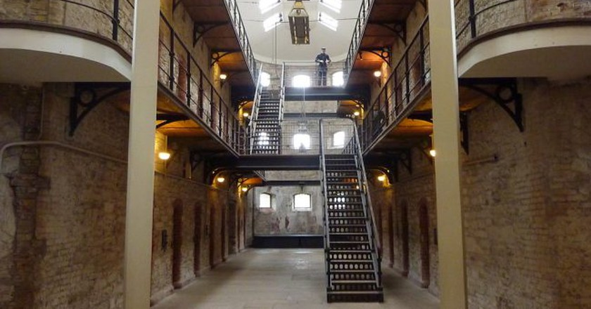 Inside Cork City Gaol   © Andrew Bowden/Flickr