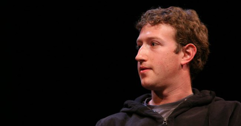 Mark Zuckerberg has hit out at Trump's Paris agreement withdrawal   © The Crunchies, Flickr.