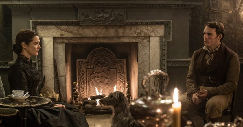 Rachel Weisz and Sam Claflin in My Cousin Rachel | Courtesy of Fox Searchlight Pictures
