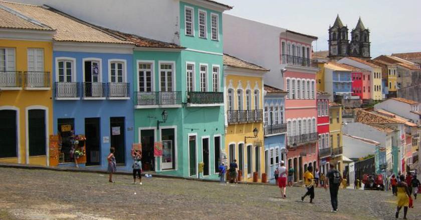 Pelourinho, Salvador©Leandro Neumann Ciuffo/Flickr
