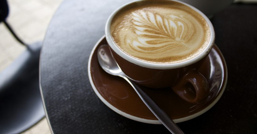 Flat White Coffee | © Russell James Smith/Flickr
