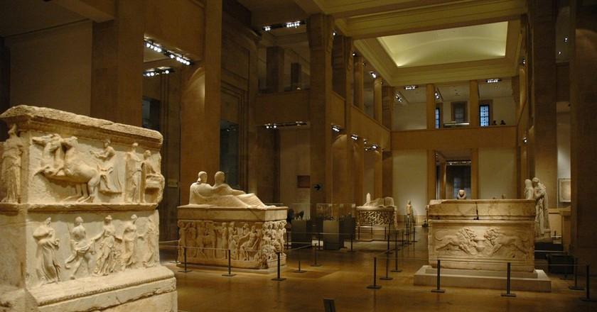 Beirut National Museum | ©american_rugbier/ Flickr