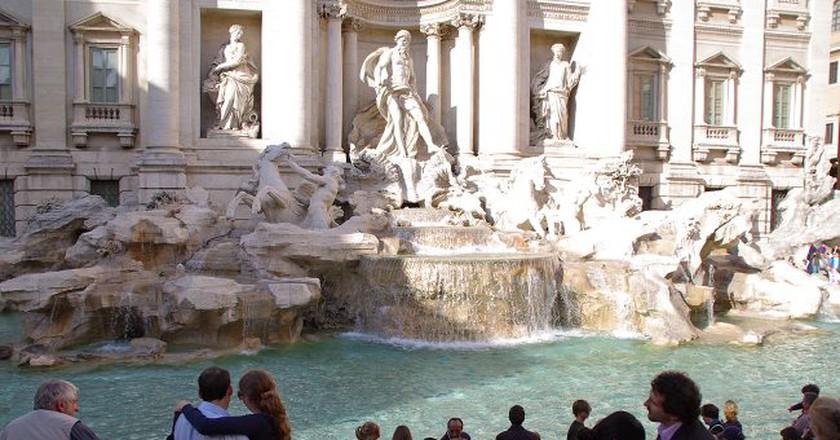 Trevi Fountain   © stevekc/Flickr