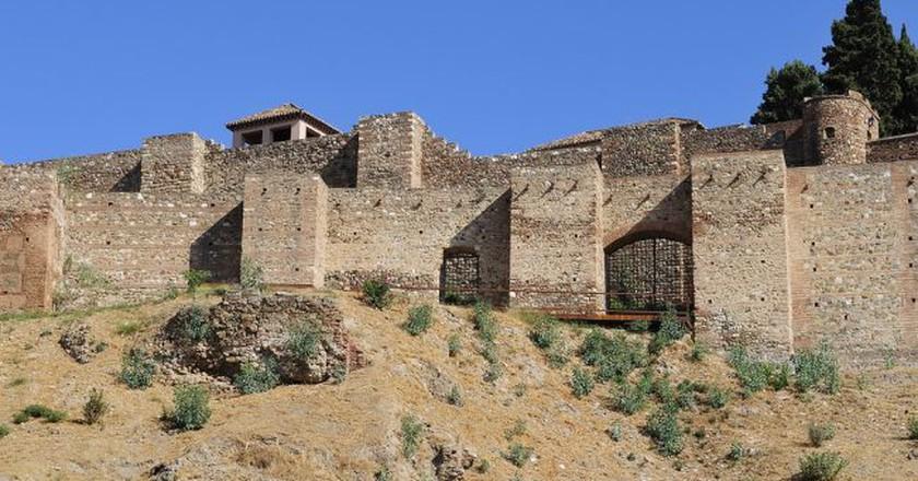 The Alcazaba citadel I © Maksym Abramov/Flickr