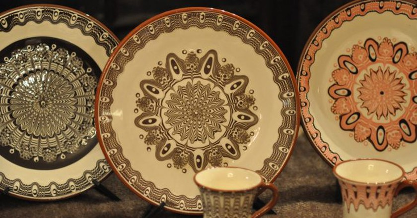 Bulgarian pottery | © Veni/Flickr