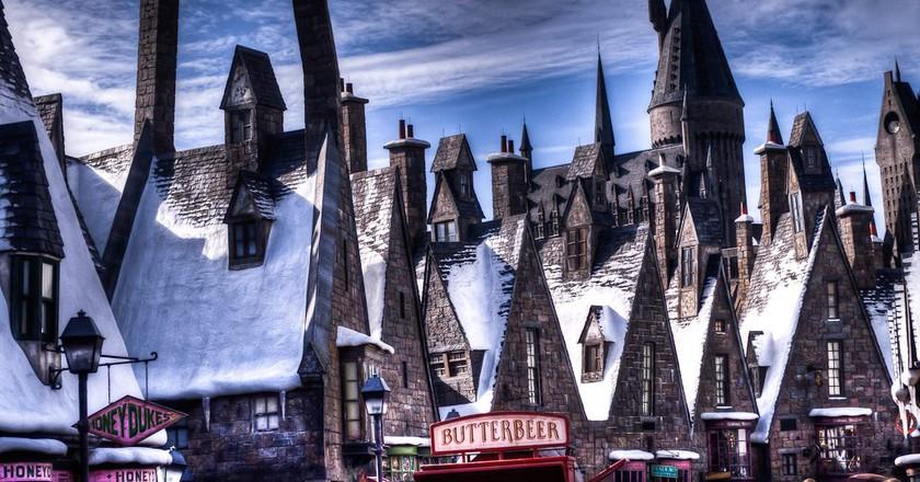 The Wizarding World of Harry Potter, Universal Orlando   © Marco Becerra / Flickr