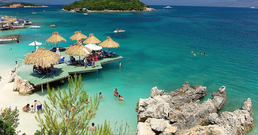 Ksamil, Albania | © Artur Malinowski/Flickr